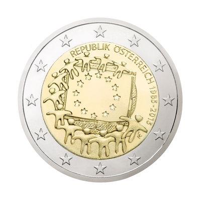 Numismatik Cafe Thema Anzeigen 2 Euro Strichmännchen Münze